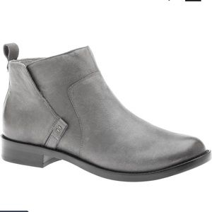 ABEO B.I.O.system® Yorkie grey ankle bootie boots